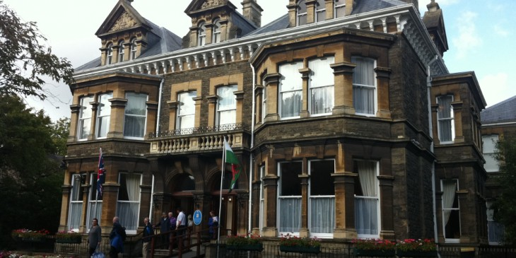 The Mansion House. Image Jess Best