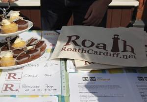 RoathCardiff stall