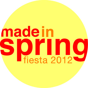 Made in Spring 2012