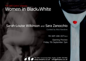 Women in Black & White