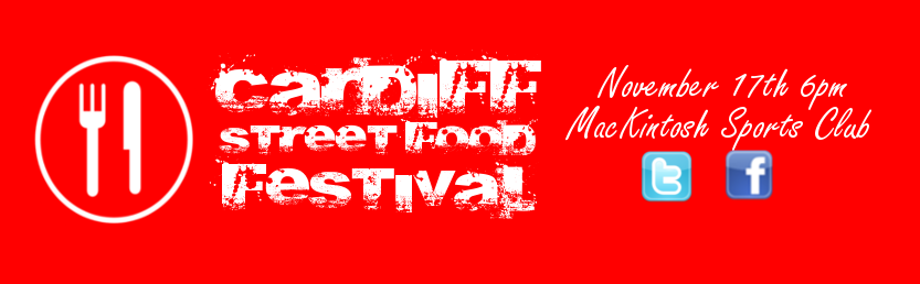 Cardiff Street Food Festival logo