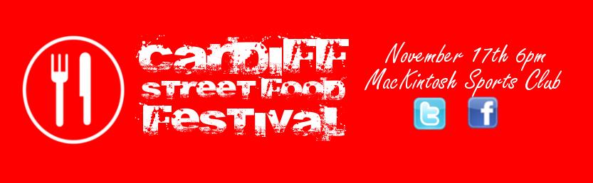 Cardiff Street Food Festival logo