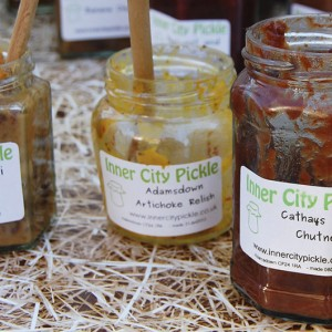 Inner City Pickle wins Gold at Wales the True Taste Awards
