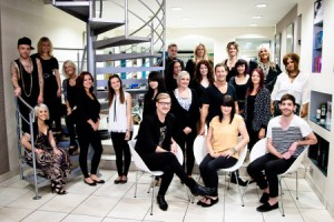 The Ocean Hairdressing Team, Roath