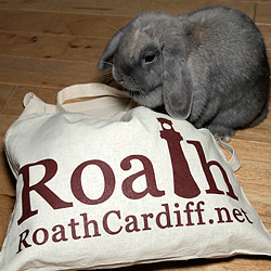 RoathCardiff.net Tote Bag