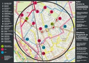 Safer Routes in Communities - Cathays and Roath