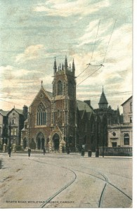 Roath Road postcard (SWPC)