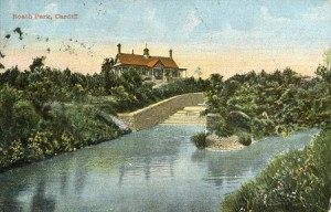 Roath park refreshment house