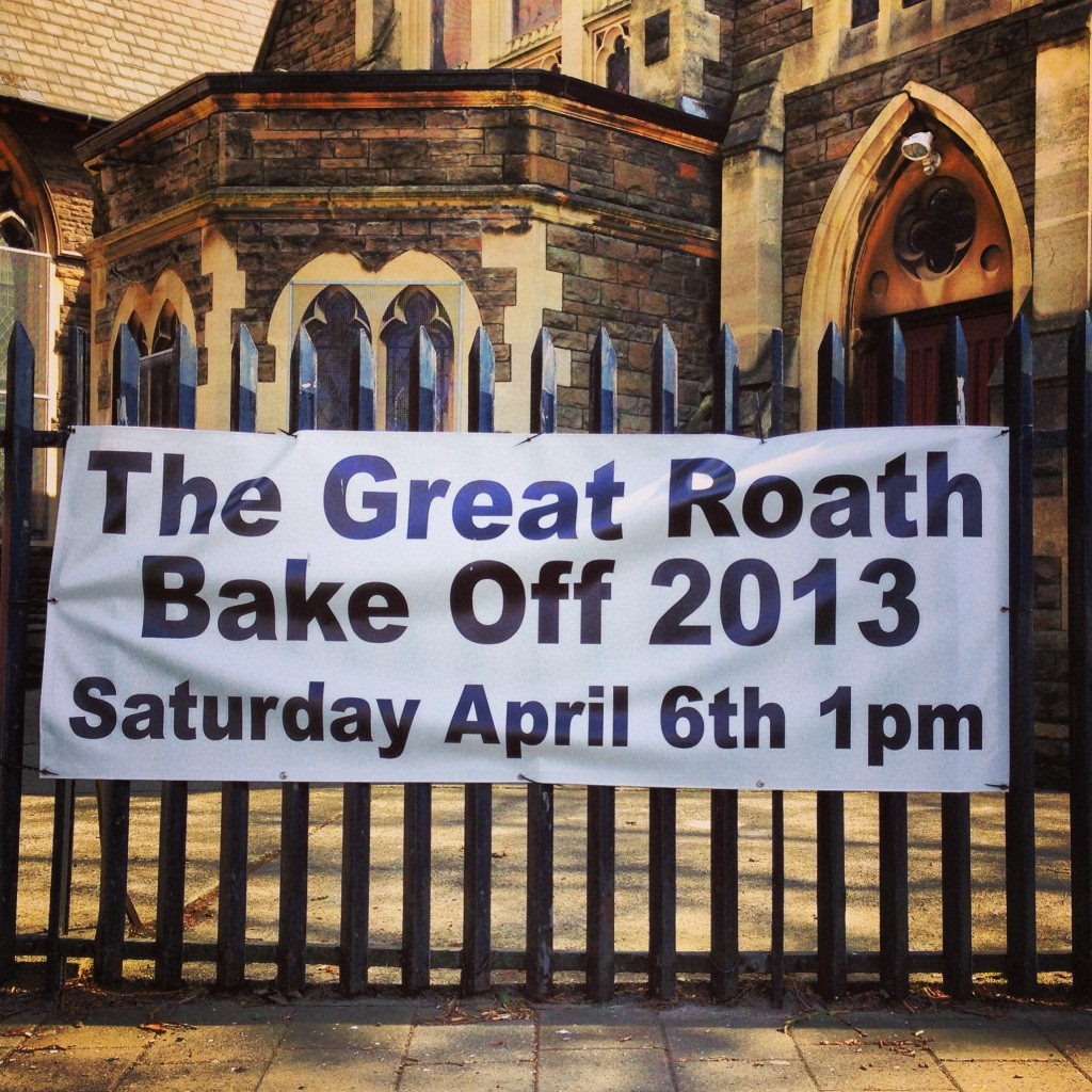 Great Roath Bake Off 2013