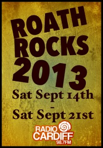 RoathRocks 2013