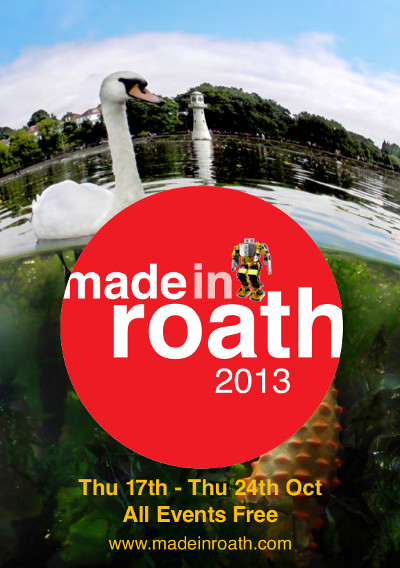 Made in Roath 2013 Programme