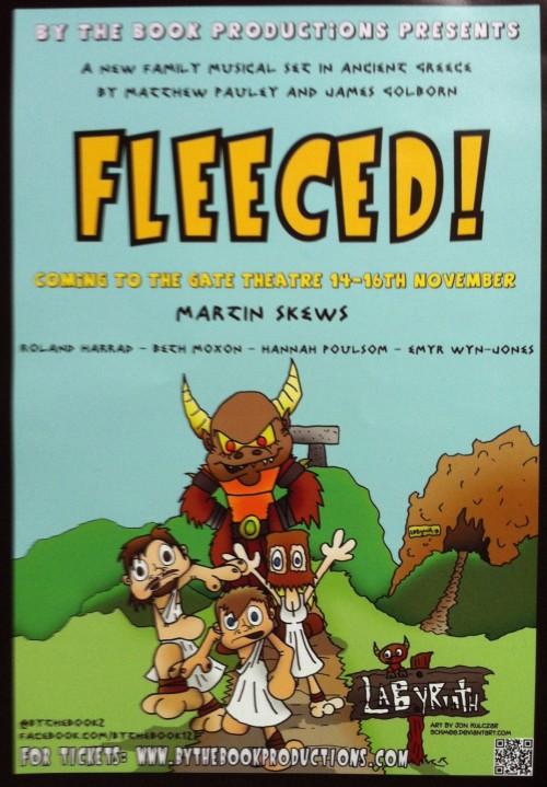 Fleeced!