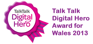 Talk Talk Digital Hero Award for Wales 2013