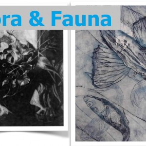Flora & Fauna, The Gate Arts