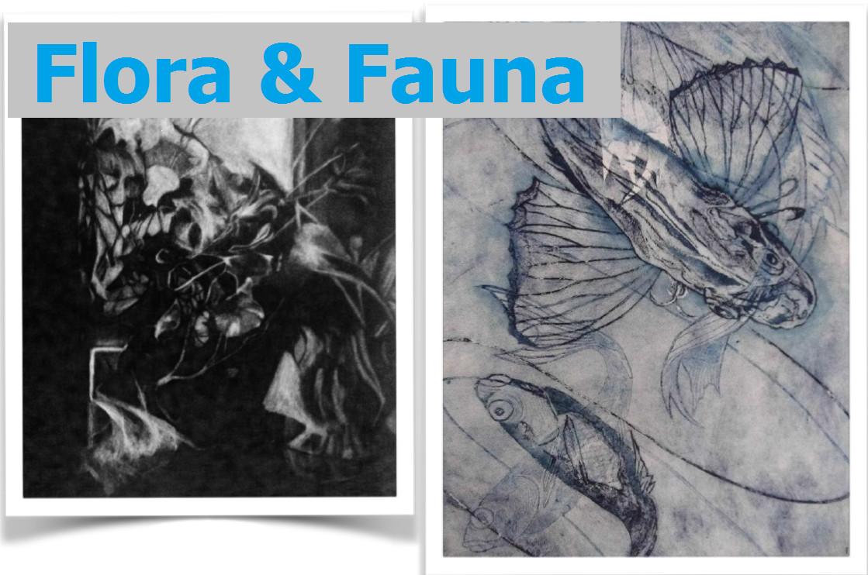 Flora & Fauna, The Gate Arts