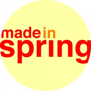 Made in Spring 2014