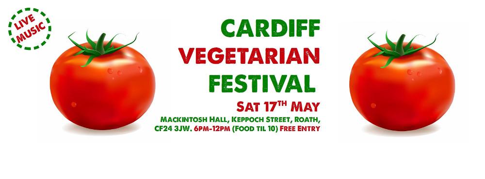 Cardiff Veggie Festival 2014