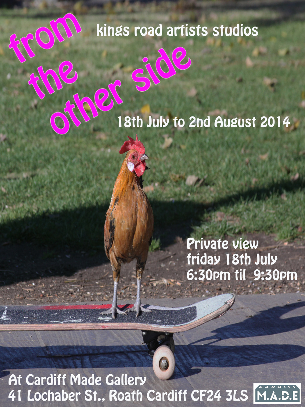 From the other side exhibition