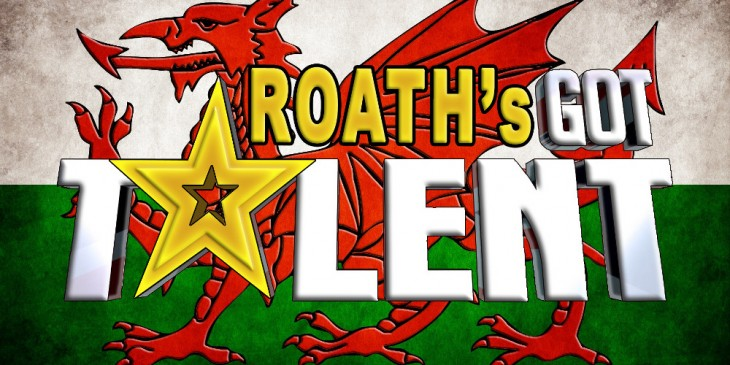 Roath's Got Talent logo