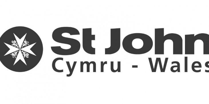 St John Cymru Wales logo
