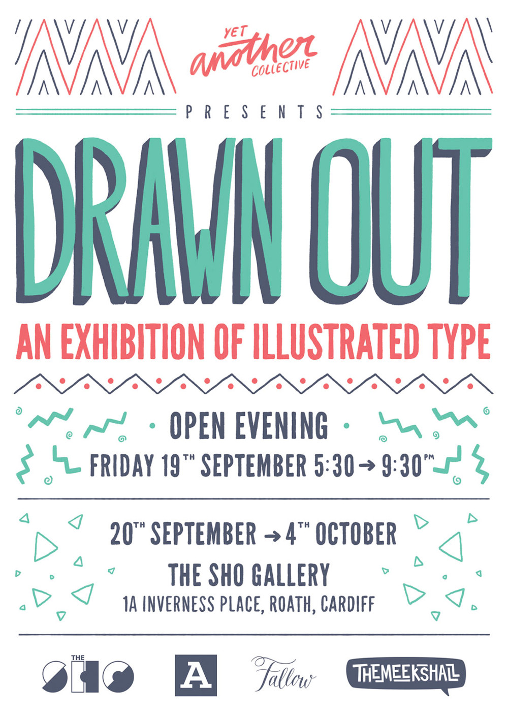 Drawn Out exhibition details