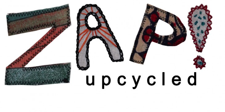 ZAP Upcycled logo
