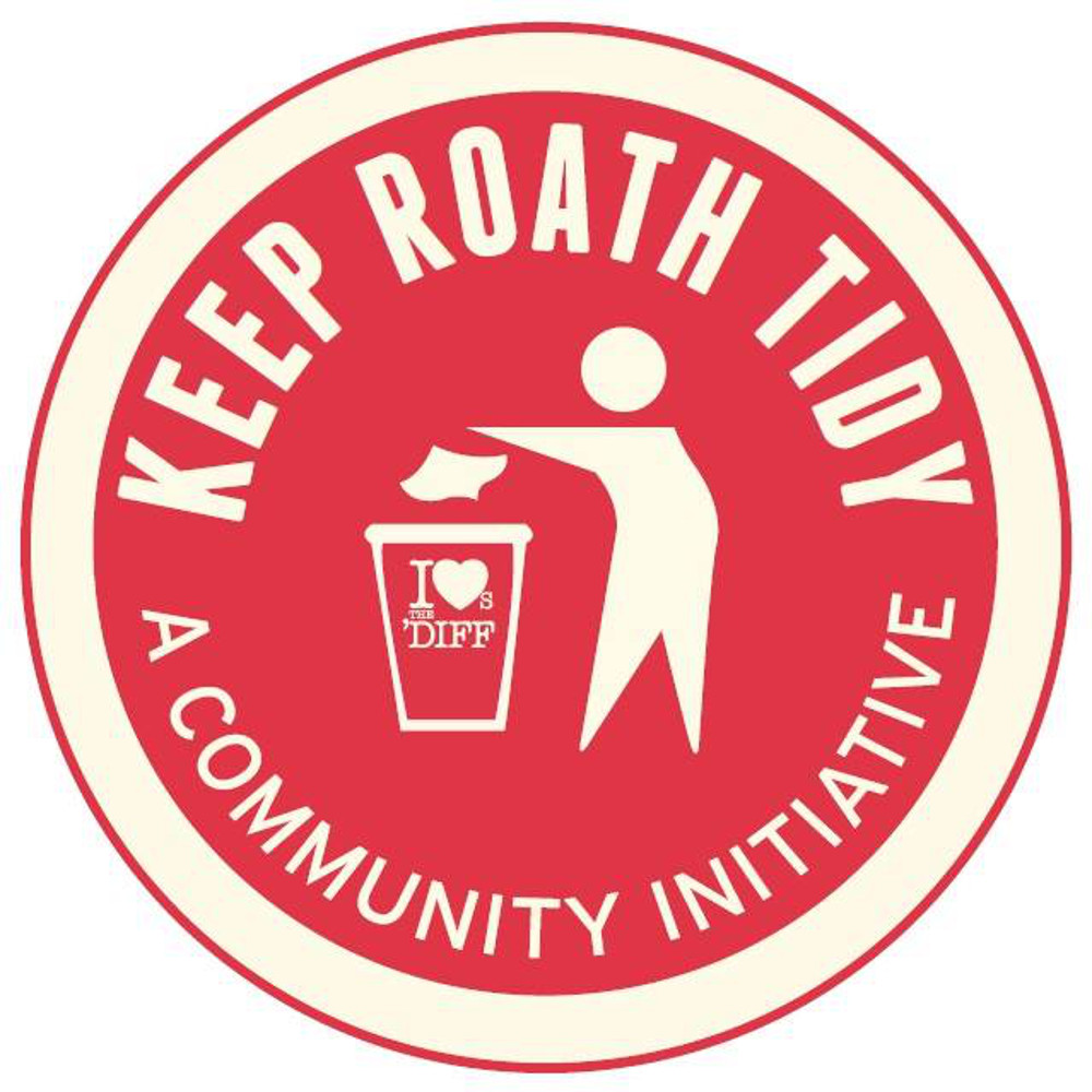Keep Roath Tidy (copyright I Loves the Diff)