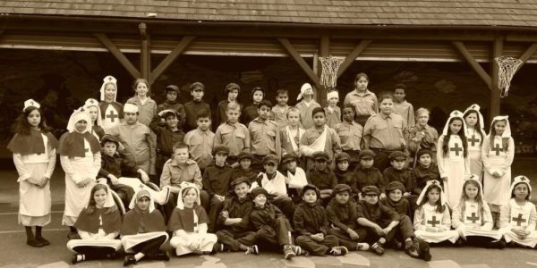 Albany Primary School Military Hospital Exhibition