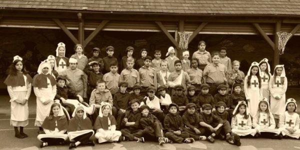 Albany Primary School Military Hospital Exhibition